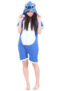 UUstar® New Summer Wear Short Sleeves Unisex Japanese Animal cosplay costumes anime hoodie onesie for Children Kids Men Women - Pokemon Dinosaur Stitch Rilakkuma My Neighbor Totoro Panda (L (170-179CM), Blue Stitch) UUstar®,http://www.amazon.com/dp/B00DDSN79C/ref=cm_sw_r_pi_dp_Boqksb0SS1NGCNRG
