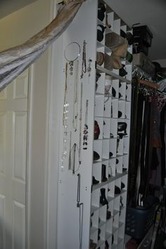 New Master Bedroom Closet By Chesapeake Closets, With Vintage Lotus Drawer  Pulls Sourced On Etsy For 20 Bucks! A Well Organized Closet Saves Time Au2026