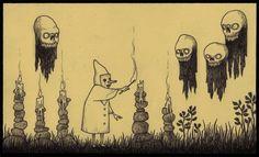 dibujos de lovecraft - Buscar con Google