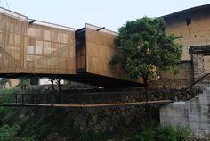 Bridge School at Pinghe by Li Xiaodong - Dezeen