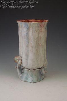 Planter Pots, Vase, Ceramics, Artist, Flowers, Home Decor, Hall Pottery, Pottery, Decoration Home