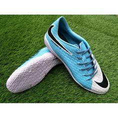 hot sale online 5747d 47ad7 Nike Hypervenom - Vente Nike Hypervenom III IC Bleu Bleu Chaussures De  Football