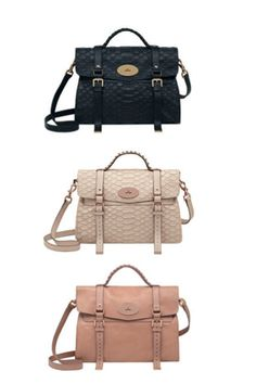 Mulberry Spring 2012- just dreamin'....