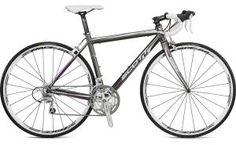 <3 my bike: 2010 Scott Contessa Road Bike #triathlon #roadbike #race