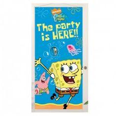 Spongebob Squarepants Door Banner