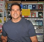 Bobby Deen - I love the way he's making his famous mother's recipes more health conscious.