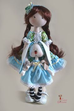 Soul of a rag doll - LOVE these dolls!