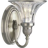 Found it at Wayfair - Thomasville Roxbury  Vanity Light  in Classic Silver