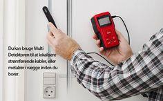 Gør Det Selv + Multi Detektor fra Tech Pro