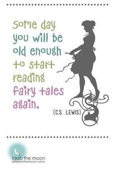 fairies, fairy tales, book, inspir, word, cs lewis, fairi tale, read fairi, quot