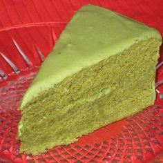 Pas sur si cest vrmt du the vert dans la recette....