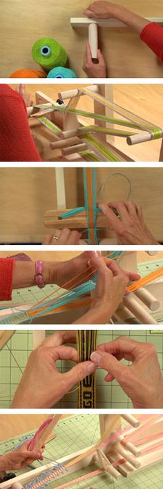 Inkle Weaving A to Z: The Basics and Beyond DVD Inkle Weaving A to Z: Basics & Beyond for Weaving on an Inkle Loom The post Inkle Weaving A to Z: The Basics and Beyond DVD appeared first on Weaving ideas. Card Weaving, Inkle Loom, Loom Weaving, Types Of Weaving, Art Du Fil, Ideas Joyería, Loom Patterns, Inkle Weaving Patterns, Knitting Looms