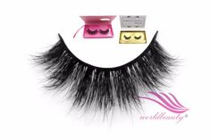 Free shipping  New style luxury 100% 3D Real Siberian mink fur soft nature long D606 false strip eyelashes 1 Pair/lot #Affiliate