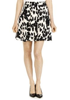 £12.00 F & F Animal Print Flippy Skirt
