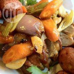 Épaule de porc au four @ allrecipes.fr