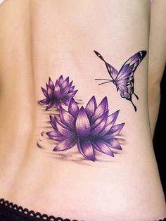 Significado Da Tatuagem De Flor De Lótus - Significado De Tatuagens