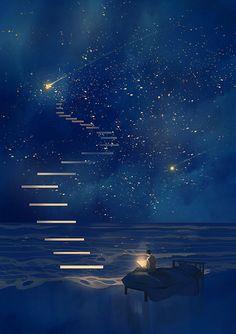 외로운 밤의 장을 넘길 수 있게 해주는 추억을 꺼내보고, 어루만져보고, 다시 소중히 넣어두렴. 이것은 마음 속 가장 깊은곳으로부터 네게 보내는 노래야. 128/365 #365days_of_daydream