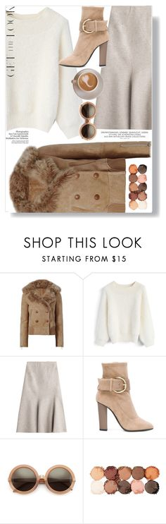 """""""winter goto"""" by paperdollsq ❤ liked on Polyvore featuring Liven, Chicwish, Alberta Ferretti, Giuseppe Zanotti, Wildfox, NYX and GetTheLook"""