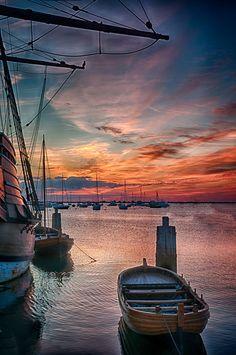 Plymouth Sunrise by John Klingel on 500px
