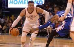 Russell Westbrook Did Something That's Never Been Done in NBA History Against the 76ers | Complex