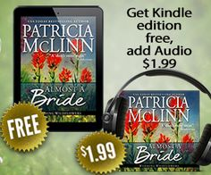 Almost a Bride - Patricia McLinn: USA Today Bestselling Author Kindle, Contemporary Romance Novels, Indian Paintbrush, Apple Books, Wildflowers, Wyoming, Audiobooks, The Incredibles, Free
