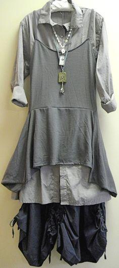 Image detail for -krista larson cotton long weekender shirt krista larson wool jersey