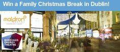 Concorso per vincere un Christmas Break a Dublino