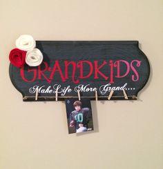 Beautiful Grandkids Make Life More Grand by CustomCraftPrincess