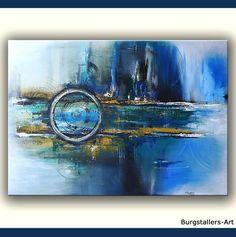 Künstler Bilder Original Gemälde Kunst verkaufte - Acrylbilder kaufen