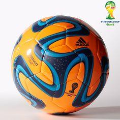 adidas Brazuca Glider Soccer Ball