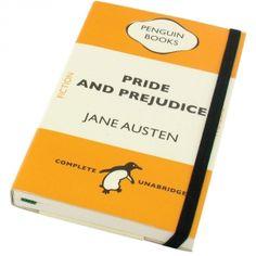 Journal - Penguin Classics - Pride and Prejudice Jane Austen Online Giftshop