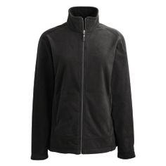 Warm up this winter in a Destinations microfleece jacket.
