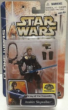(TAS010702) - Star Wars Clone Wars: Anakin Skywalker- Army of the Republic