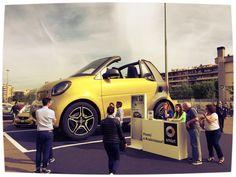 #smart #event #dalab #big #bigsmart #eventi #work #design #smartcabrio by studio_dalab