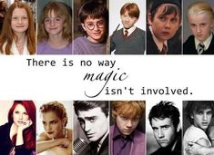This excellent example of puberty gone right. | 33 Harry Potter Jokes Even Muggles Will Appreciate