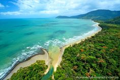 Cedar Bay - Tropical North Queensland, Australia -visited here back in the late 70's when there was a hippy commune living here now it's a national park.