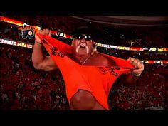 Hulk Hogan's Message To Flyers Fans