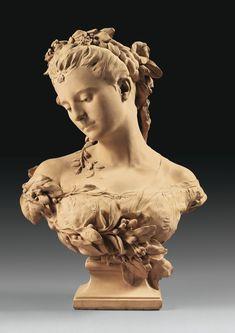 Sculpture Romaine, Carpeaux, Ancient Greek Sculpture, Roman Sculpture, Art Plastique, Lovers Art, Amazing Art, Art Drawings, Art Deco
