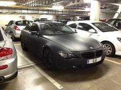 BMW 645Ci Matte