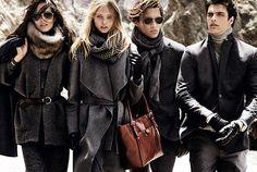 Massimo Dutti Fall/Winter 2014-2015 Campaign