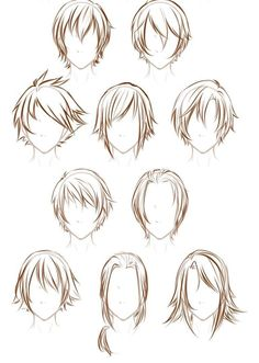Male Hairstyle Drawing References How To Draw Hair 45 Ideas Hair Art Drawing Ha. - Male Hairstyle Drawing References How To Draw Hair 45 Ideas Hair Art Drawing Hairstyles Hair Drawi - Manga Drawing Tutorials, Drawing Techniques, Drawing Tips, Art Tutorials, Anime Boy Hair, Manga Hair, Boy Hair Drawing, Body Drawing, Art Reference Poses