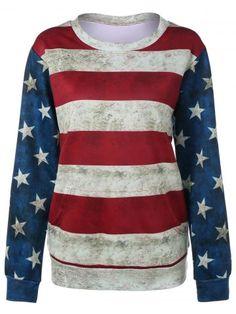 GET $50 NOW | Join RoseGal: Get YOUR $50 NOW!http://www.rosegal.com/sweatshirts-hoodies/striped-star-print-patchwork-sweatshirt-785491.html?seid=5328238rg785491