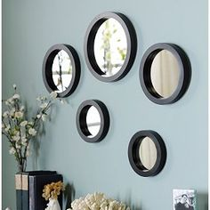 Fbaedff89d8a1974fc2f5cf707a56c6b Circle Mirrors Wall Accessories Jpg