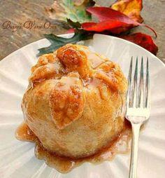 Simple as Apple Dumplings. - Homemade Apple Dumplings