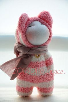 Grace--sock doll