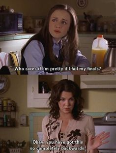 Your mom instilled you with infallible morals that you'll carry with you for the rest of your life. | 24 Signs You And Your Mom Are Actually The Gilmore Girls