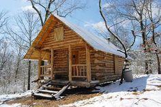 teeny tiny houses | Old Place Cabin | Teeny Tiny Houses