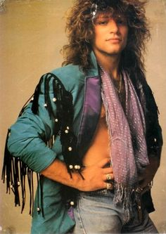 Jon Bon Jovi. I love youuu.