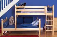 Best beds for Kids rooms with low ceilings, awkward ceilings, different layouts, small rooms, strangle angles or corners, limited storage, narrow rooms or tall ceilings.