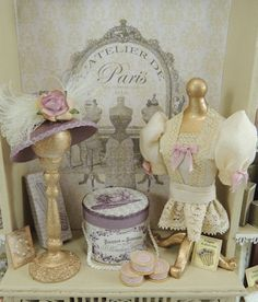 L'Atelier de Paris Ladies Shop Display Online Project - Click Image to Close
